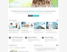 #16 for Wordpress Template Design by farabiislam888