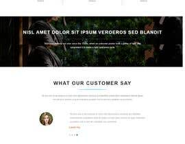 #18 for Wordpress Template Design by Webdeveloperr786