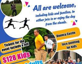 Nro 6 kilpailuun Make a Sports Day Poster - A4 Size käyttäjältä maidang34