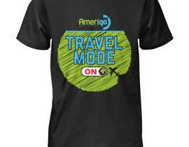 #11 для Amerigo's T-shirt for a Travel Kit Design - 21/05/2019 07:00 EDT от mahfuz97