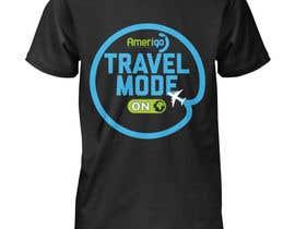 #14 для Amerigo's T-shirt for a Travel Kit Design - 21/05/2019 07:00 EDT от mahfuz97