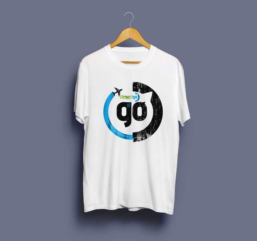 Penyertaan Peraduan #50 untuk Amerigo's T-shirt for a Travel Kit Design - 21/05/2019 07:00 EDT