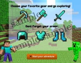 #8 for Minecraft Banner by adilahmohammed