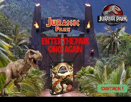 #11 for Jurrasic Banner by TheDavidos
