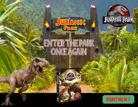 #24 for Jurrasic Banner by TheDavidos