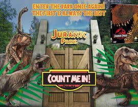 #6 for Jurrasic Banner by cryan09