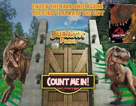 #7 for Jurrasic Banner by cryan09