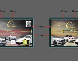 nº 15 pour business card front and back-office inside max 91x61 and max 85x55 par pixelbd24