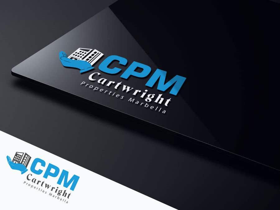 Penyertaan Peraduan #74 untuk Logo for real estate company and business card