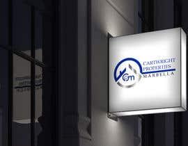nº 154 pour Logo for real estate company and business card par surovyaktarliza