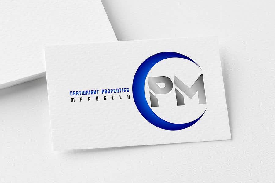 Penyertaan Peraduan #82 untuk Logo for real estate company and business card