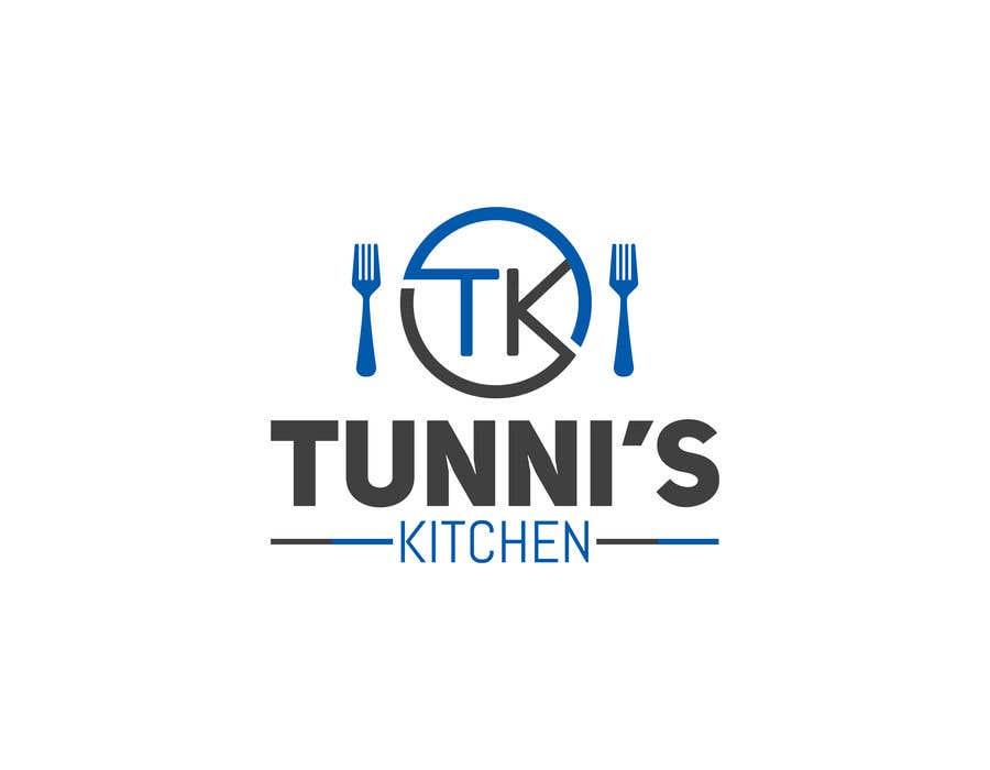 """Intrarea #50 pentru concursul """"Urgent need of Logo Design for a Restaurant named - Tunni's Kitchen (in Delhi, India)"""""""