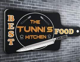 asgarfreelancer tarafından Urgent need of Logo Design for a Restaurant named - Tunni's Kitchen (in Delhi, India) için no 28