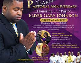 #2 for 3rd Year Pastoral Anniversary Flyer by maidang34