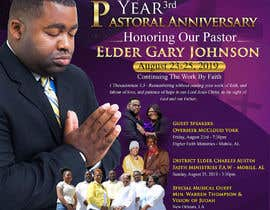 #3 for 3rd Year Pastoral Anniversary Flyer by maidang34