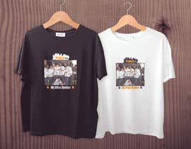 #19 untuk Cartoon Illustrastion for T-Shirt oleh Gmtasrif2000