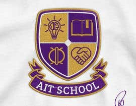 #10 for Embroidered Patch (AIT School) by Rabel93