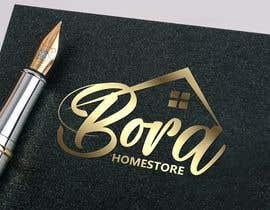 nº 468 pour Logo Designs For BORA HOMESTORE par Rezaul420