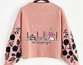 Nro 23 kilpailuun Coool Sublimated Sweatshirt design käyttäjältä jilladeepak2010