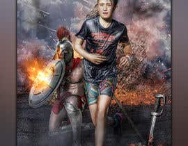 #107 for Spartan Race Poster af sairalatief