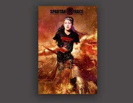 #91 for Spartan Race Poster af ayahmohamed129