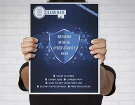 #26 for Make me a Flyer - Cybersecurity by cafy