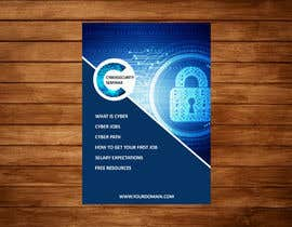 #46 for Make me a Flyer - Cybersecurity by Roboto1849