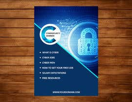 #48 for Make me a Flyer - Cybersecurity by Roboto1849