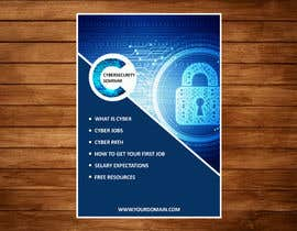 #50 for Make me a Flyer - Cybersecurity by Roboto1849