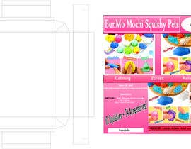#19 for Create a Package design for Mochi Toys by gurjitlion