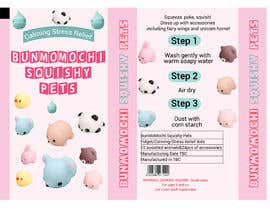 #15 for Create a Package design for Mochi Toys by freelanceralami1