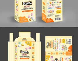 #11 for Create a Package design for Mochi Toys by jaydeo