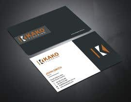 #166 for Design some business card by FALL3N0005000