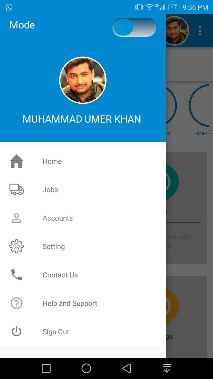 Penyertaan Peraduan #1 untuk develop simple app collect answers from the users