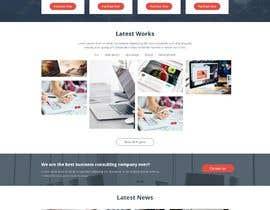 #23 untuk Redesigning my website oleh ArnabMondall