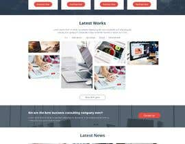 nº 23 pour Redesigning my website par ArnabMondall