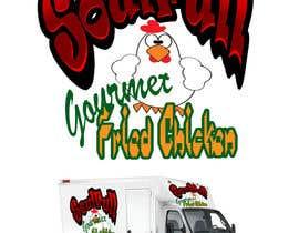 #12 para Design a logo for a food truck por socha58
