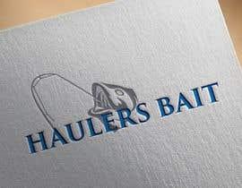 Nro 10 kilpailuun Design a logo for my fishing bait buisness käyttäjältä sohan98