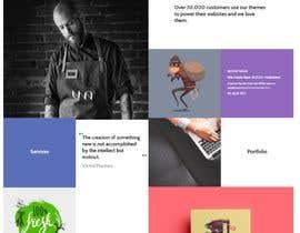 #41 for redesign my portfolio af visionctech
