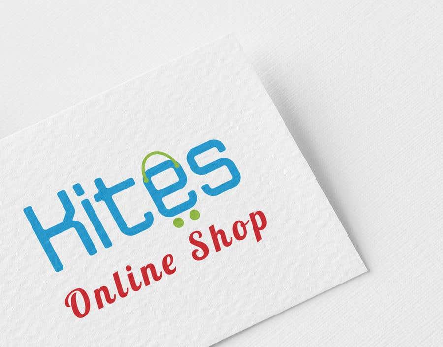 """Bài tham dự cuộc thi #21 cho Create a logo for """"Kites"""" Online Shop"""