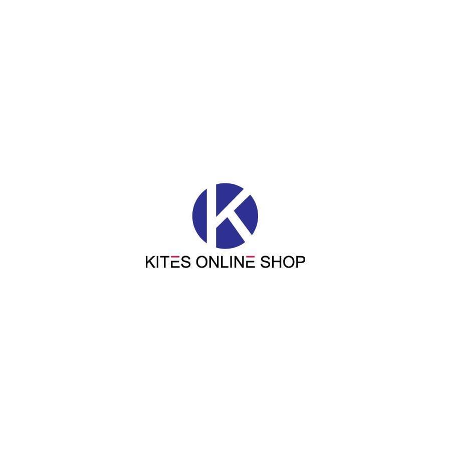 """Bài tham dự cuộc thi #39 cho Create a logo for """"Kites"""" Online Shop"""