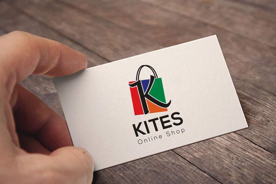 """Bài tham dự cuộc thi #46 cho Create a logo for """"Kites"""" Online Shop"""