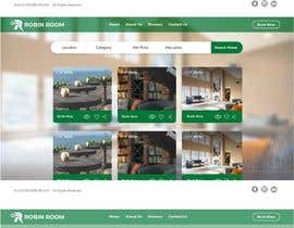#187 for Top Noch Website Design For Room Sharing Platform Wanted af rohan0571