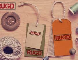 #131 cho Design a Logo for RUGD bởi flynnrider