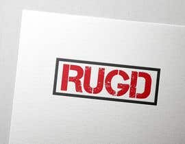 #132 cho Design a Logo for RUGD bởi flynnrider