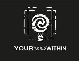 nº 845 pour Your World Within (Logo) par Llordheiros