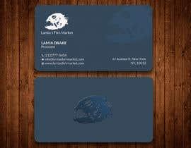 Nro 585 kilpailuun Design our Business Cards käyttäjältä Srabon55014