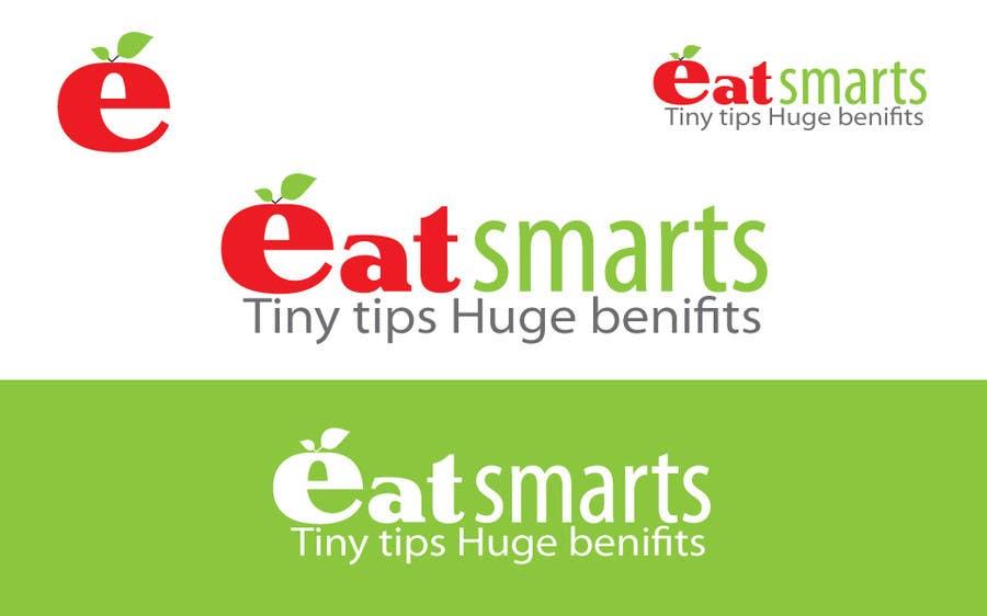 Konkurrenceindlæg #                                        7                                      for                                         Logo Design for Eat Smarts
