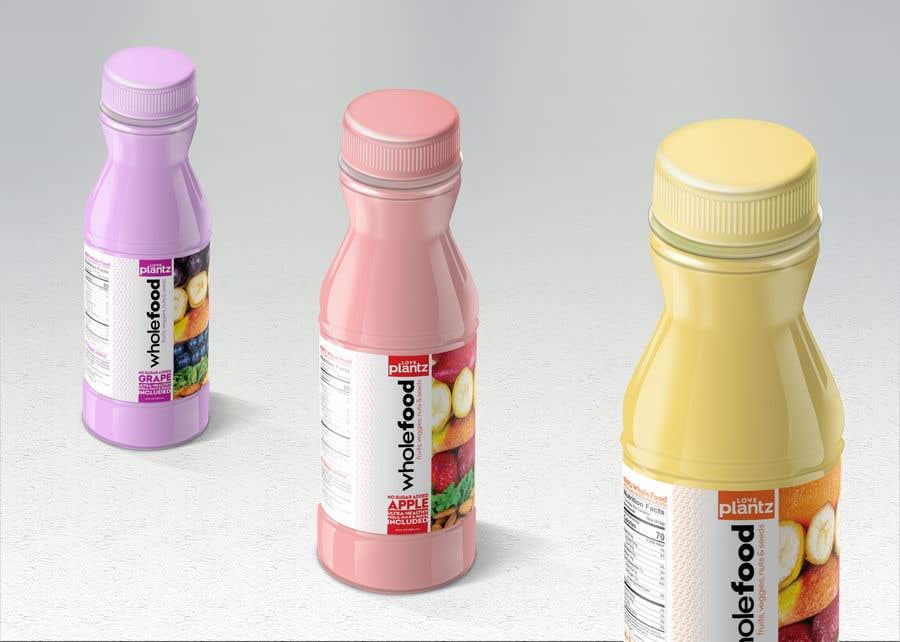 Penyertaan Peraduan #4 untuk Lifestyle Mockups of Bottles