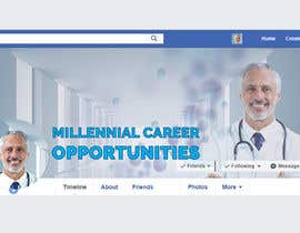 "MOMODart tarafından Facebook Cover Photo for ""Millennial Career Opportunities"" için no 26"